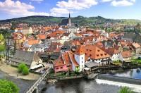 Экскурсия в Чешский Крумлов и замок Глубока над Влтавой