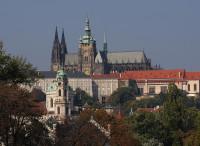 Автомобильно-пешеходная экскурсия по Праге