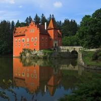 Экскурсия замок Червена Лгота и Йиндрихув Градец